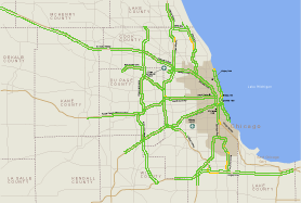 Chicago Traffic Report